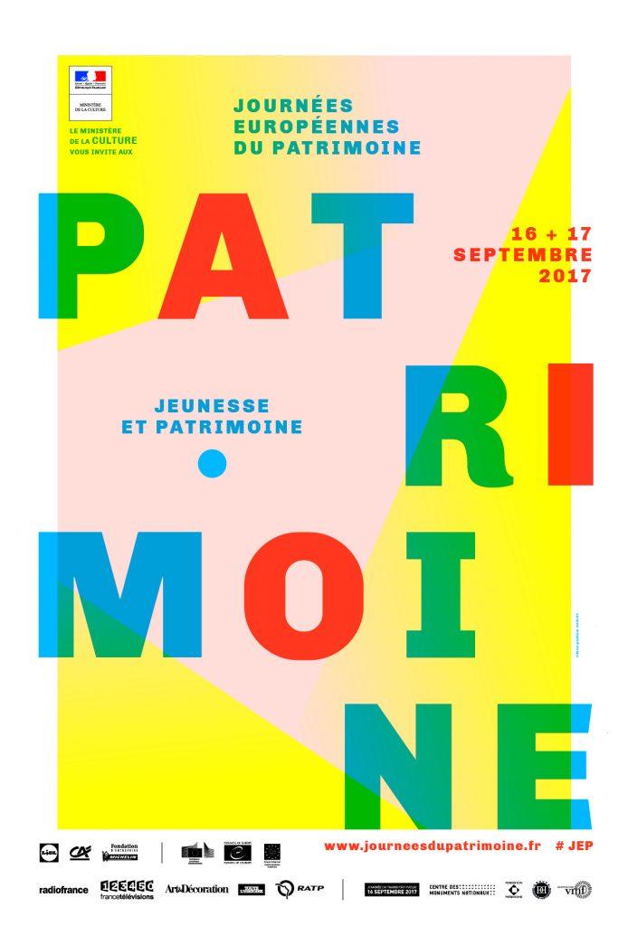 Journées européennes du Patrimoine 2017 (c) MC - Atelier 25