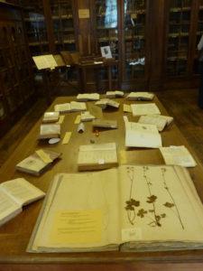 Inventaire de la bibliothèque historique