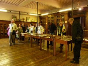 Visite de l'Université populaire de Valence