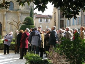Visite du Patrimoine Huguenots Ardèche