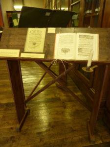 Portes ouvertes pour Inventaire de la Bibliothèque historique