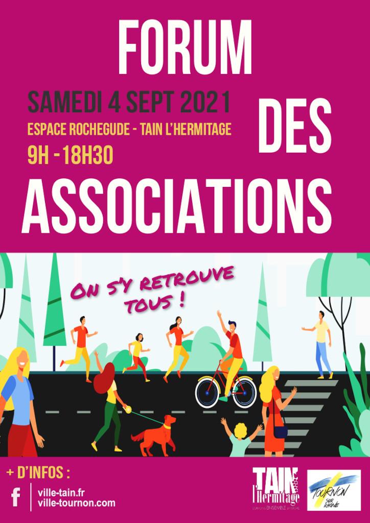 Forum des Associations Tain Tournon 2021