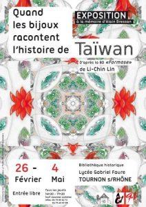 Quand les bijoux racontent l'histoire de Taïwan