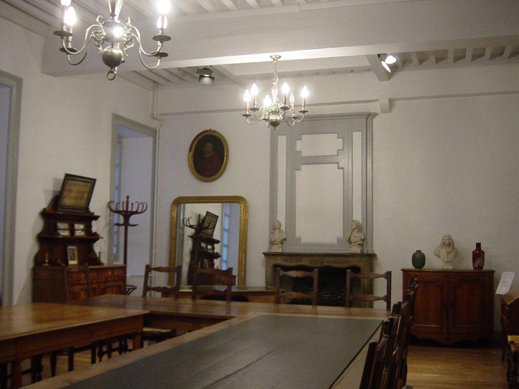 Salle des Actes du lycée Gabriel Faure