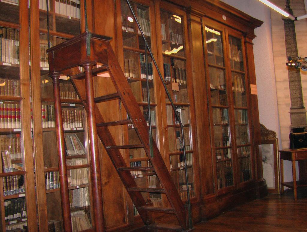 Bibliothèque Historique du lycée Gabriel Faure